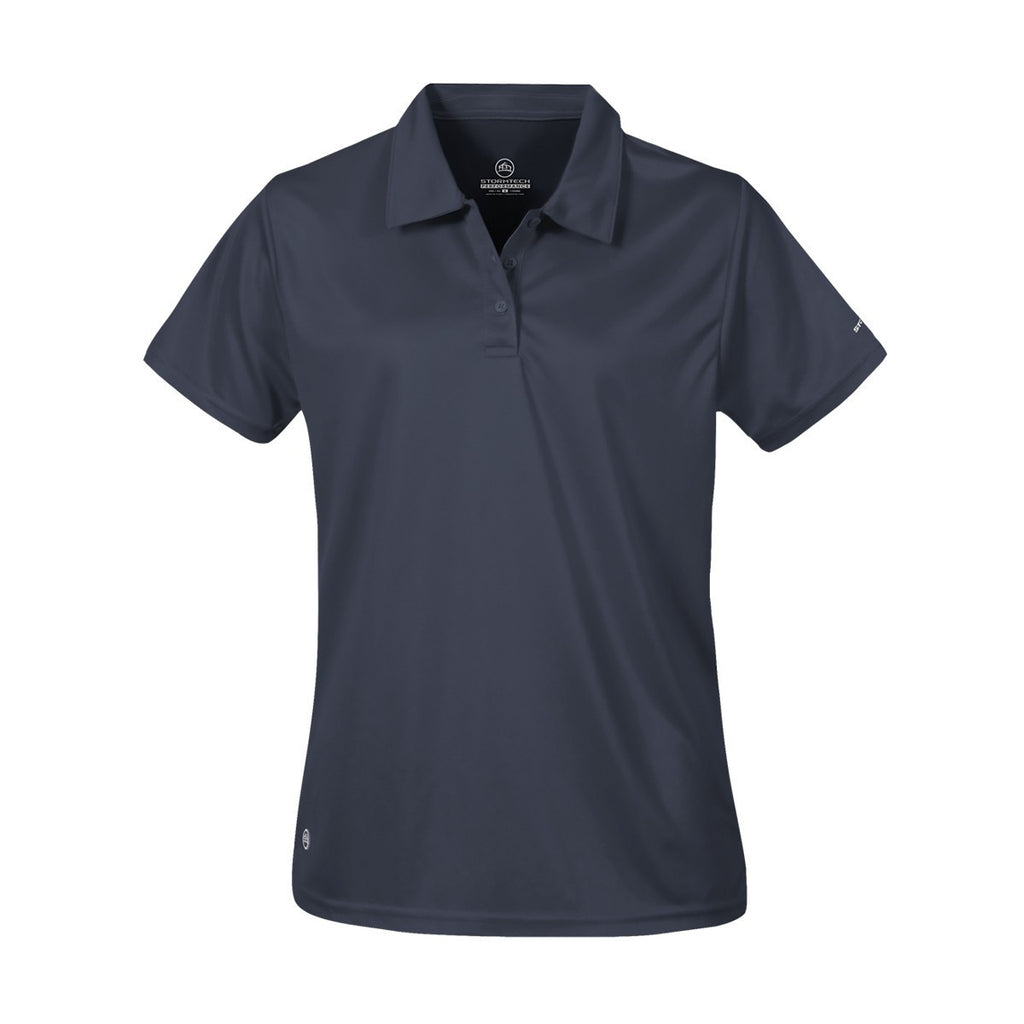 Stormtech-Stormtech Women's H2X-Dry Polo-Navy / XS-Corporate Apparel Online - 4