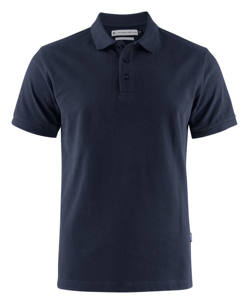 James Harvest Men's Cotton Polo (NEPTUNE REGULAR)