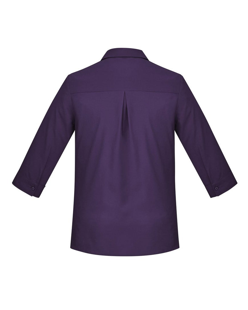Biz Care Womens Easy Stretch 3/4 Sleeve Shirt (2nd 1 Color) (CS951LT)