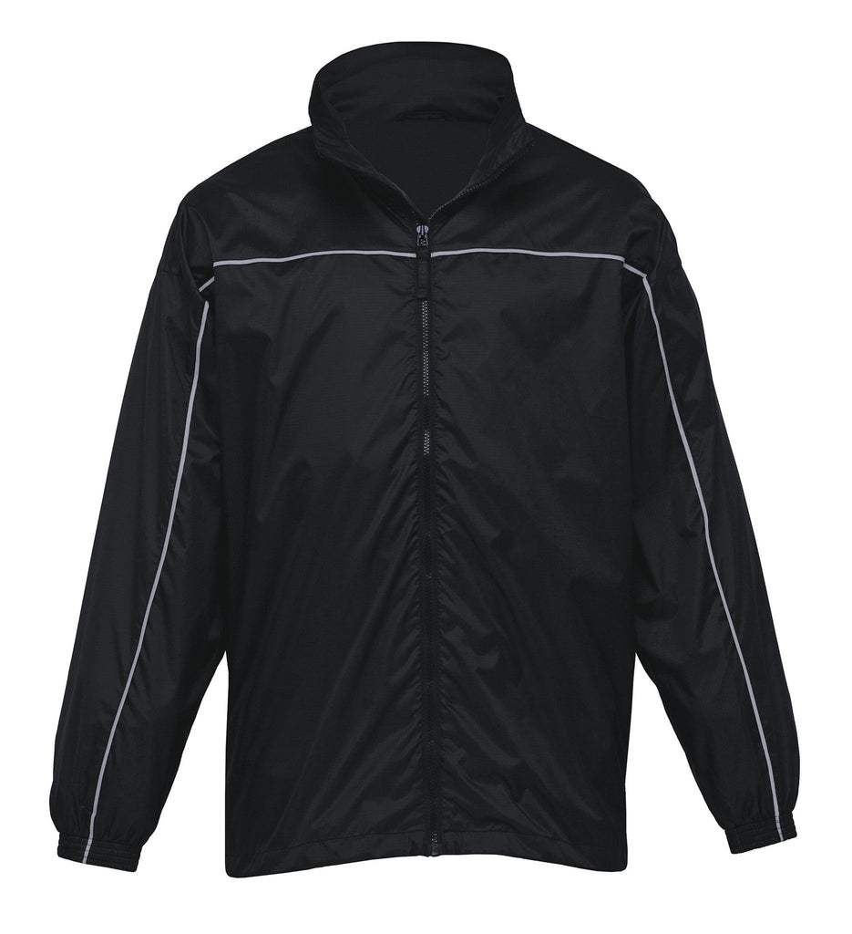 Gear For Life-Gear For Life Adult Ripstop Jacket-Black/Black / 3XS-Uniform Wholesalers - 2