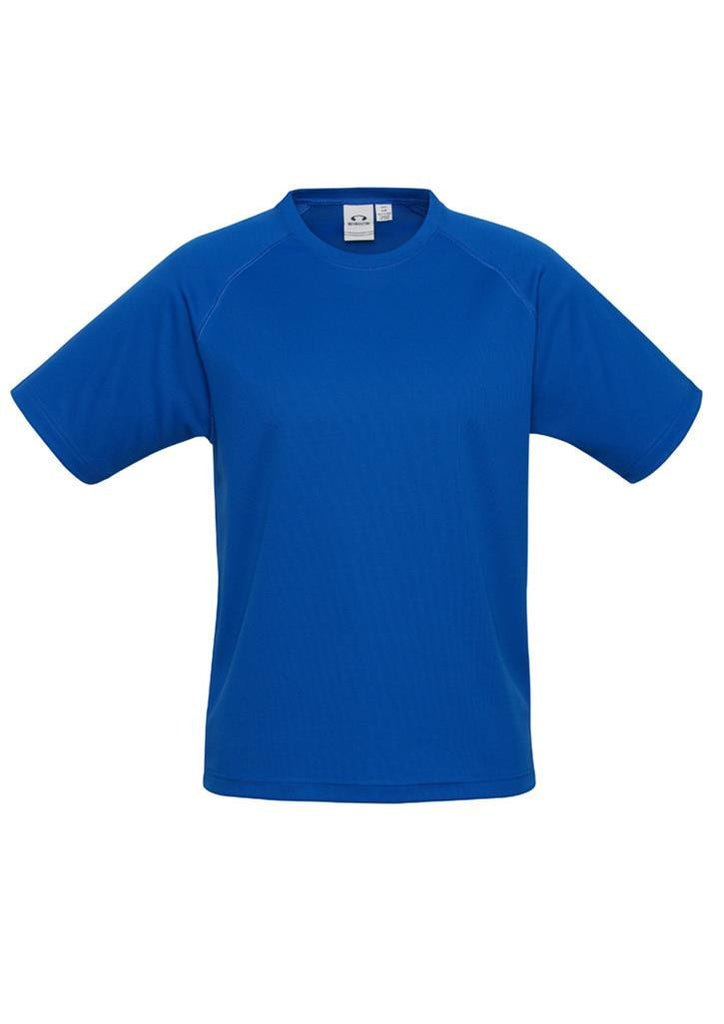 Biz Collection-Biz Collection Mens Sprint Tee-Royal / S-Corporate Apparel Online - 7