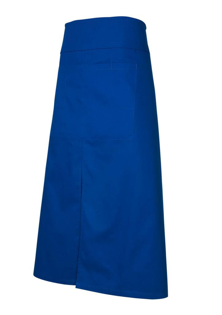 Biz Collection-Biz Collection Continental Style Full Length Apron-Royal / 86 x 86-Corporate Apparel Online - 5
