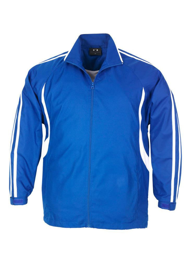 Biz Collection-Biz Collection Adults Flash Track Top 2nd ( 4 Colour )-Royal / White / XS-Corporate Apparel Online - 5