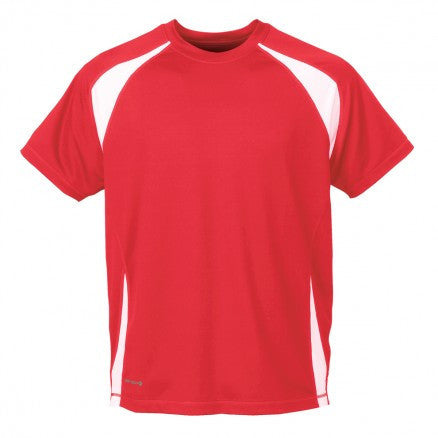 Stormtech-Stormtech Men's Club Jersey-Scarlet Red/Tech White / XL-Corporate Apparel Online - 3