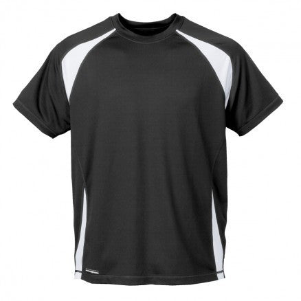 Stormtech-Stormtech Men's Club Jersey-Tech Black/Tech White / 2XL-Corporate Apparel Online - 5