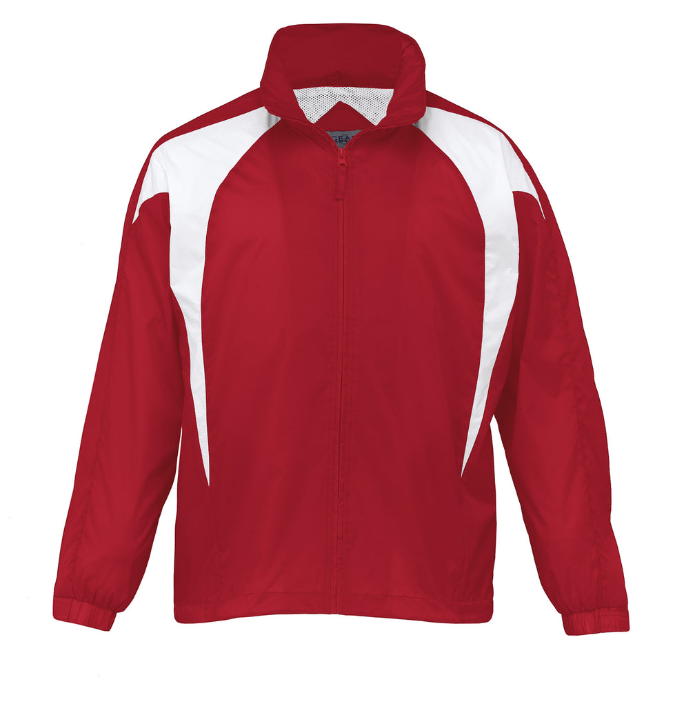 Gear For Life-Gear For Life Spliced Zenith Jacket(2nd 6 Colours)-Red/White / 4XS-Corporate Apparel Online - 4