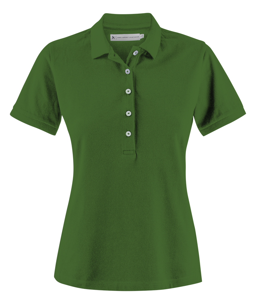 James Harvest ladieS Polo Cotton/Lycra (SUNSET WOMAN)