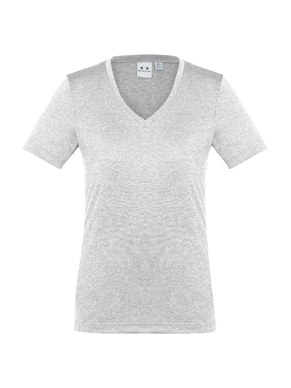 Biz Collection Ladies Aero  Tees( T800LS)