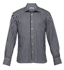 Gear For Life-Gear For Life The Hartley Check Shirt – Mens-Black/White / S-Corporate Apparel Online - 2
