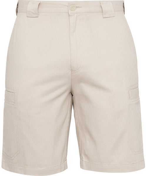Bracks 100% Cotton, Pocket Cargo Short (TIMBER979)
