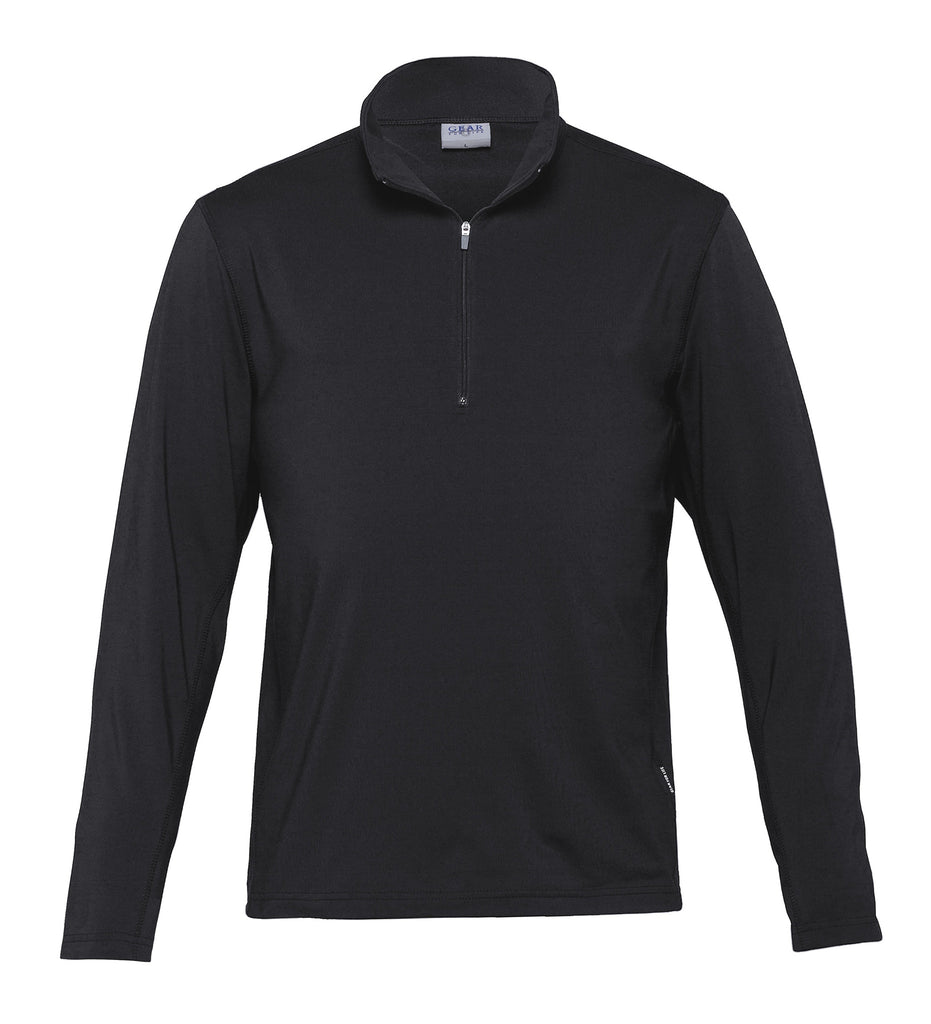 Gear For Life-Gear For Life Unisex Transition Top-Black/Black / XS-Corporate Apparel Online - 4