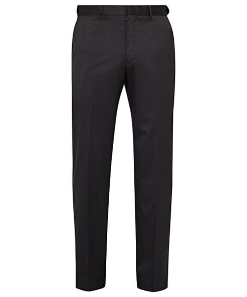 Bracks Wool Blend Flat Front Trouser With Ezi Fit Waistband (TRFFEZB929)