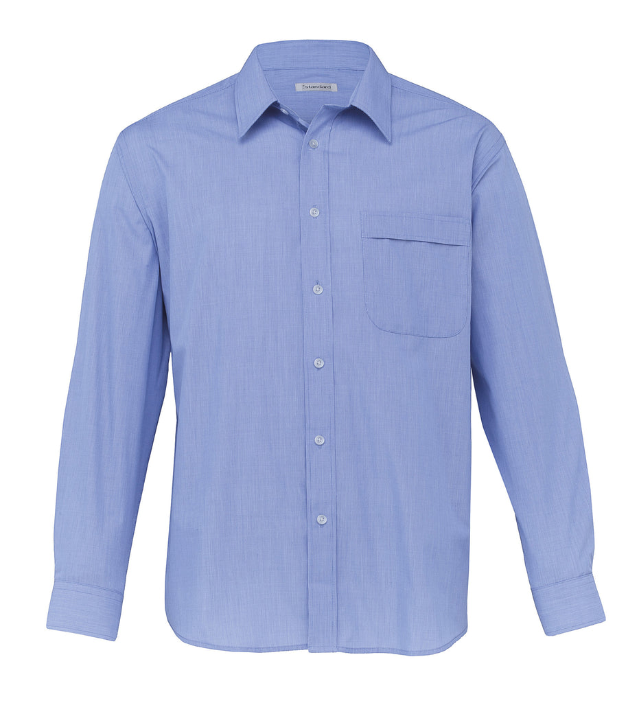 Gear For Life-Gear For Life The Two Tone Shirt – Mens-Blue/White / S-Corporate Apparel Online - 2