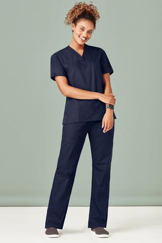 Biz Care Ladies Classic Scrubs Bootleg Pant (H10620)
