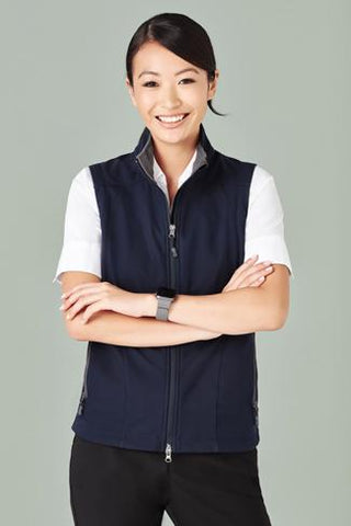Biz Care Ladies Geneva Vest (J404L)