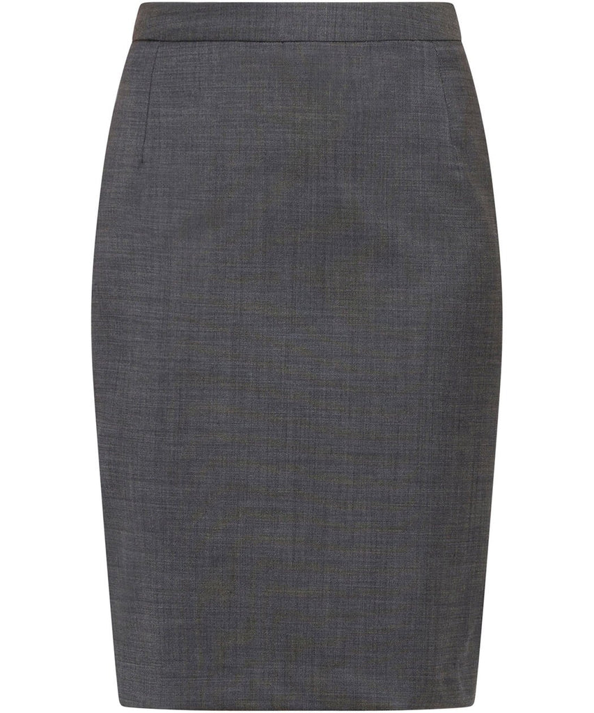 Van Heusen Ladies Wool Blend Mordern Classic Fit Skirt (VCSW920)