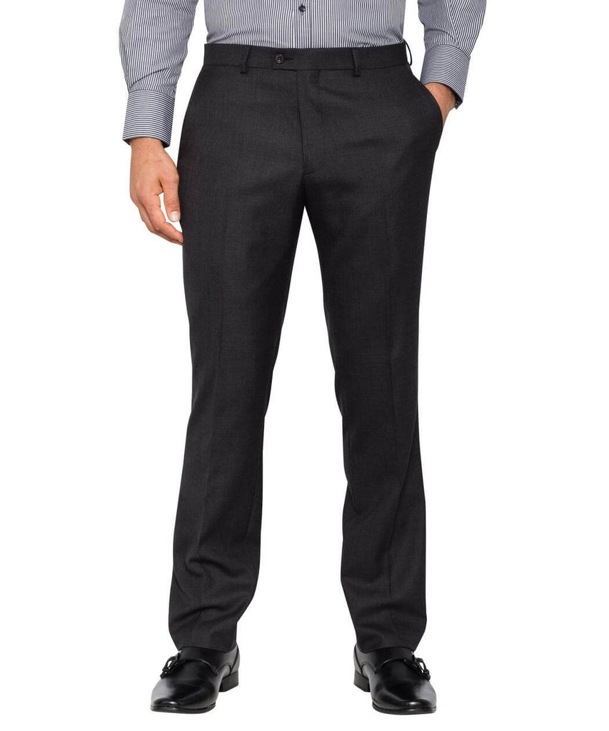 Van Heusen High Twist Wool Suit Trouser (VETM89)
