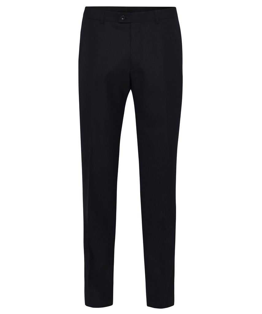 Van Heusen-Van Heusen High Twist Wool Rich Suit Trouser-80 / INK-Corporate Apparel Online - 3