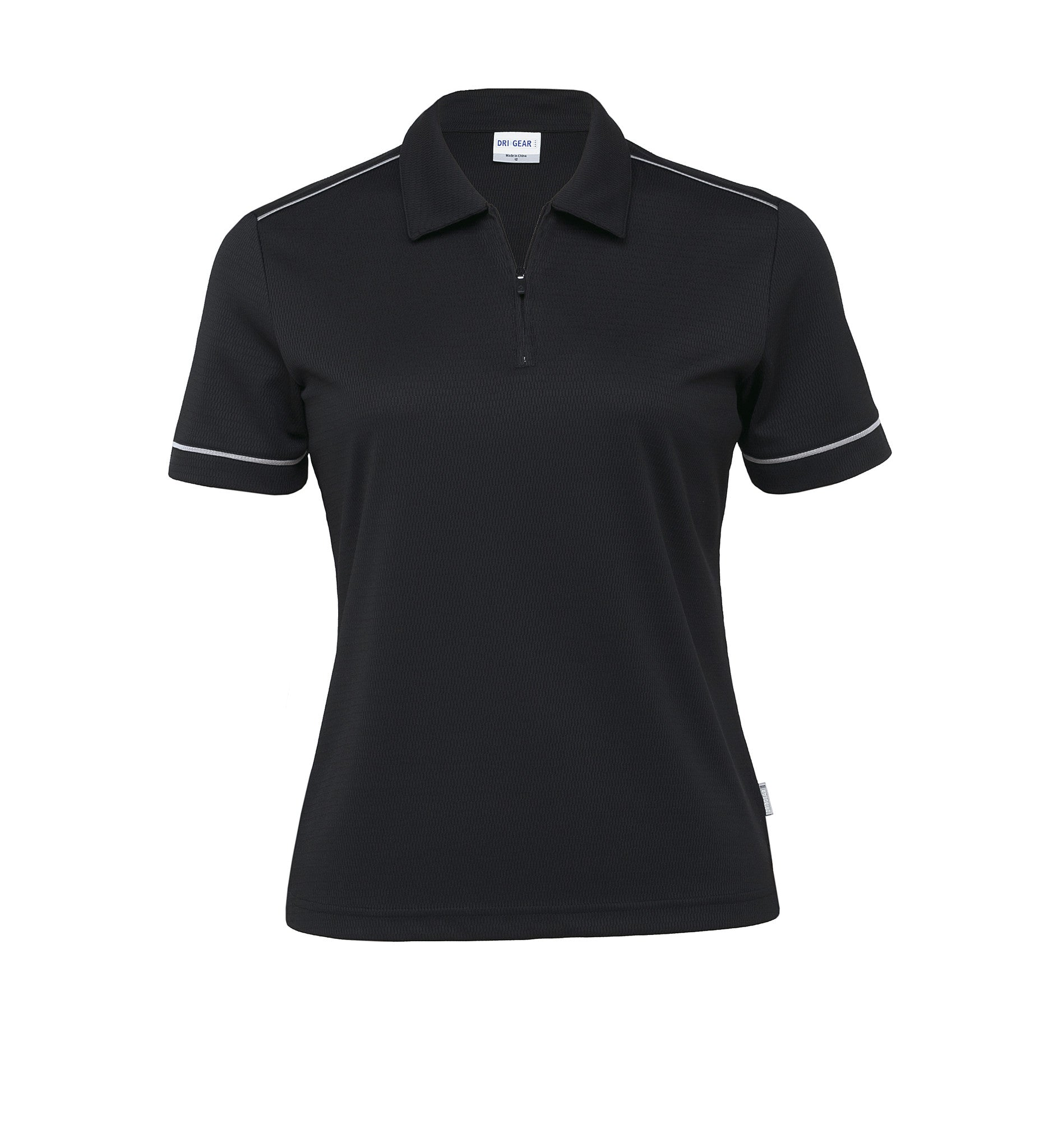 Gear For Life-Gear For Life Dri Gear Womens Matrix Polo--Corporate Apparel Online - 1