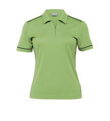 Gear For Life-Gear For Life Dri Gear Womens Matrix Polo-Cool Lime/Navy / 8-Corporate Apparel Online - 4