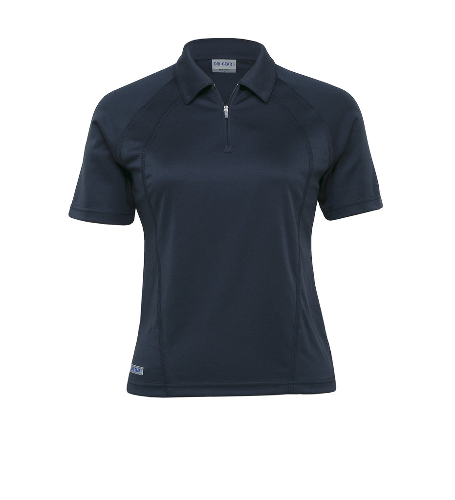 Gear For Life-Gear For Life Dri Gear Womens Active Polo-Navy / 8-Corporate Apparel Online - 3