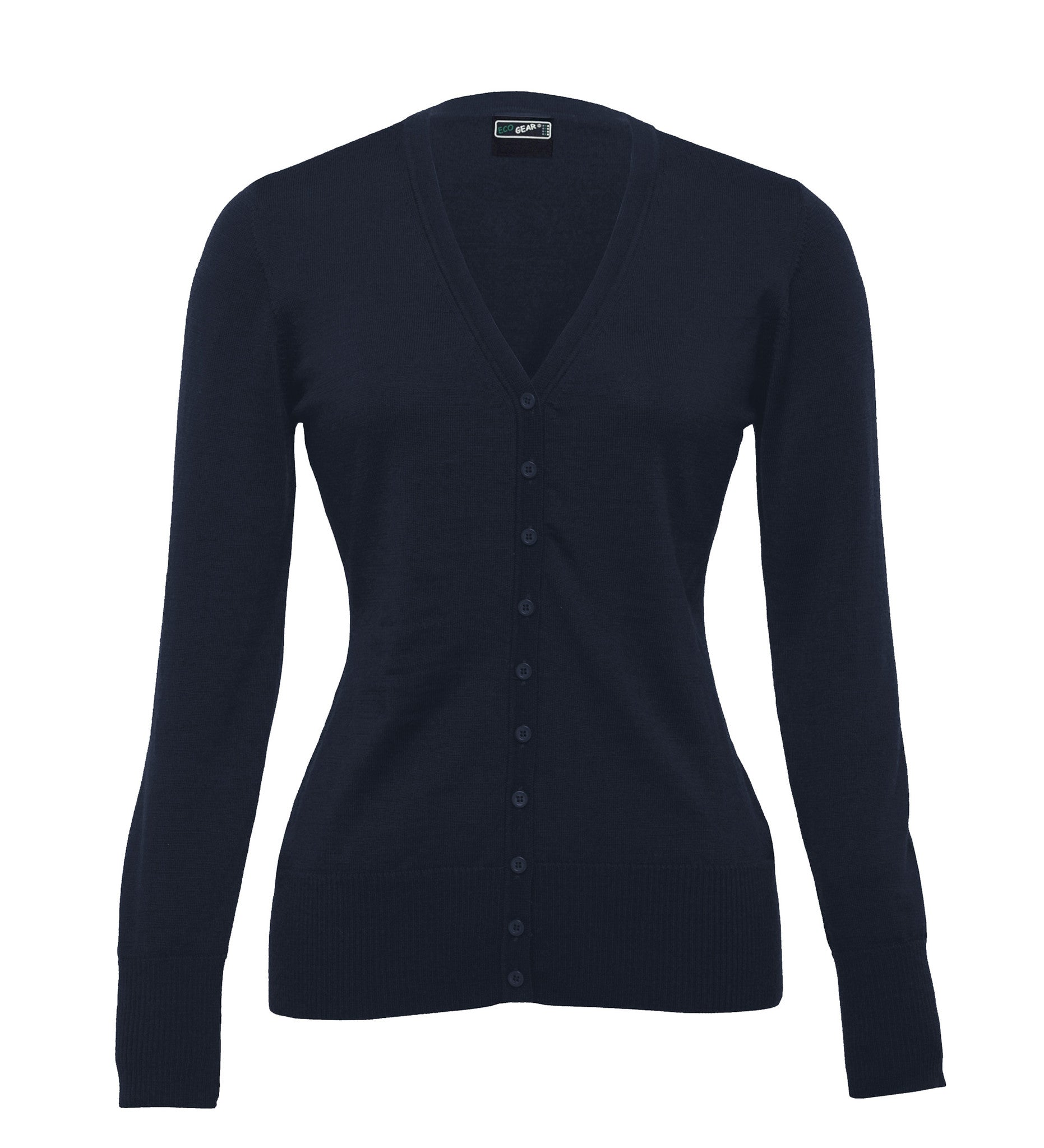 Gear For Life Merino Cardigan – Womens
