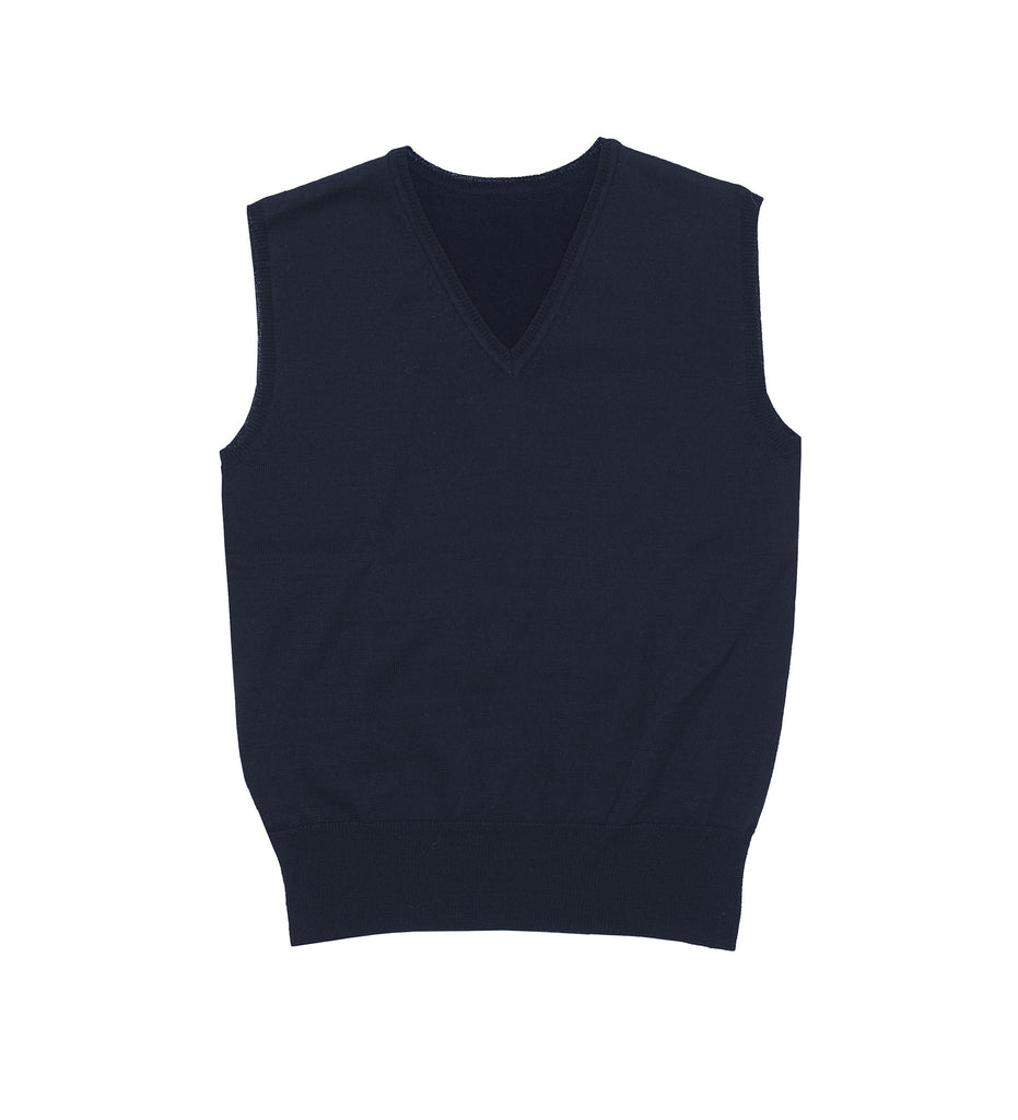 Gear For Life-Gear For Life Merino Fully Fashioned Vest – Womens-Navy / 8-Corporate Apparel Online - 3