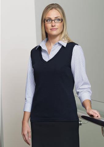 Gear For Life-Gear For Life Merino Vest – Womens--Corporate Apparel Online - 1