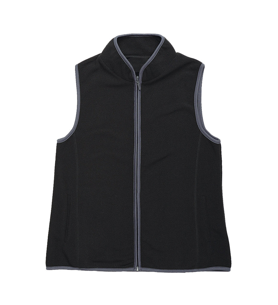 Gear For Life-Gear For Life Womens Ice Vista Vest-Black/Charcoal / 10-Corporate Apparel Online - 2