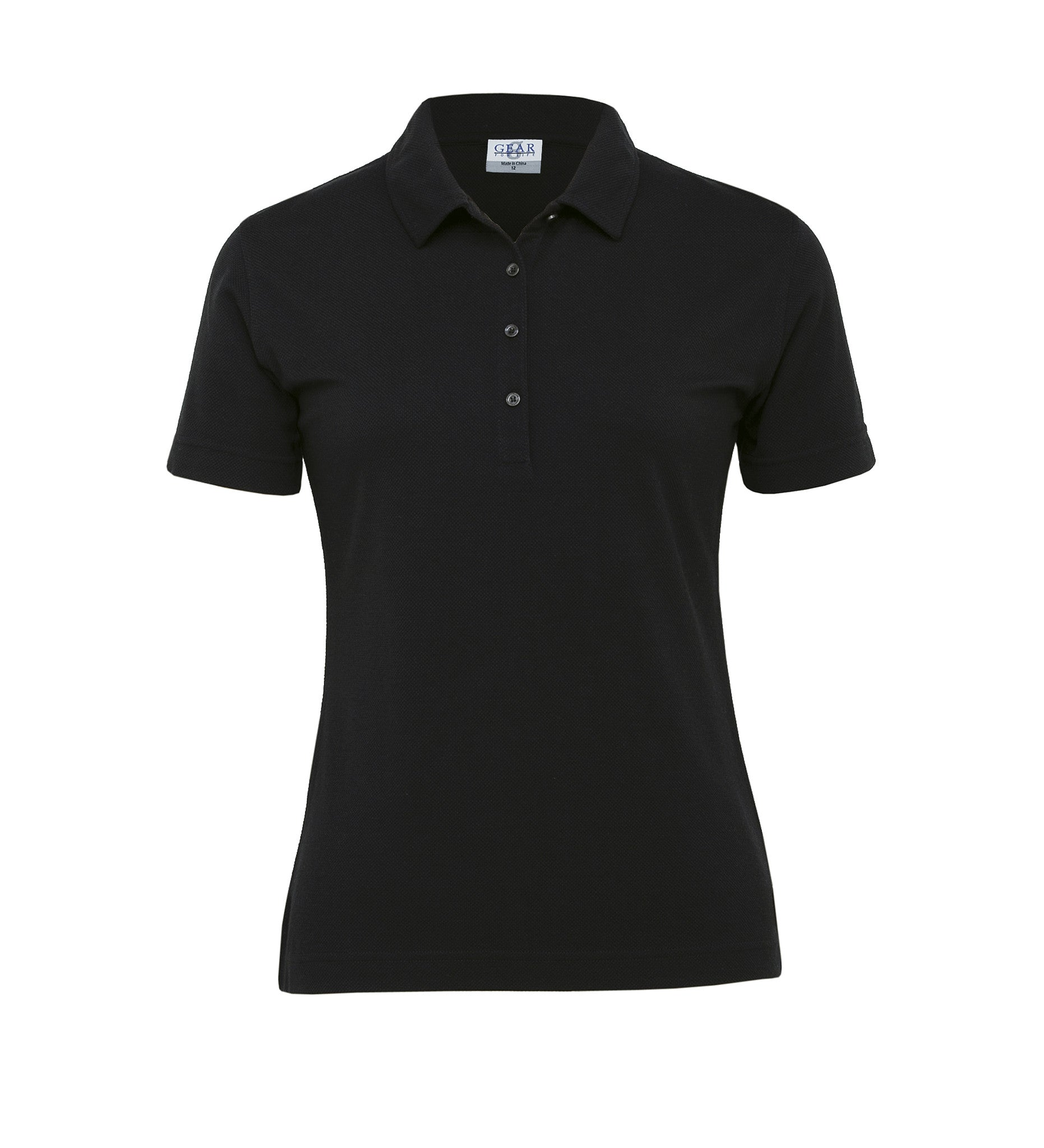 Gear For Life-Gear For Life Womens Pinacool Eco Polo--Corporate Apparel Online - 1