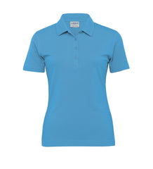 Gear For Life-Gear For Life Womens Pinacool Eco Polo-Turquoise / 8-Corporate Apparel Online - 4