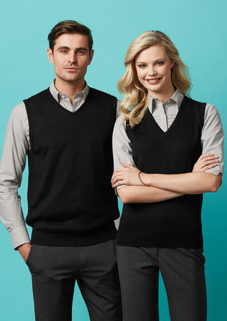 Biz Collection-Biz Collection Milano Mens Vest--Corporate Apparel Online - 1