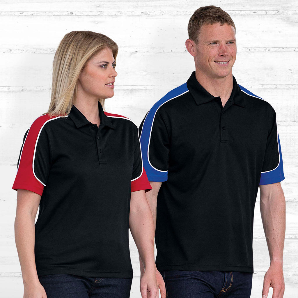 Gear For Life Men's Dri Gear Challenger Polo(1st 8 Colours) (DGCHP)