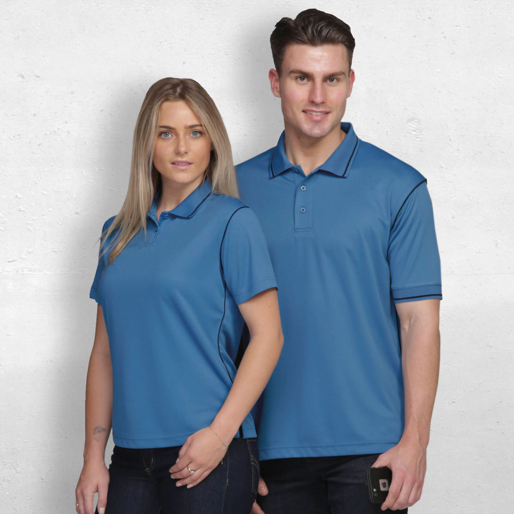 Gear For Life Dri Gear Womens Hype Polo (WDGHP)