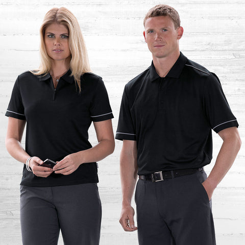 Gear For Life Dri Gear Womens Matrix Polo (WDGMP)