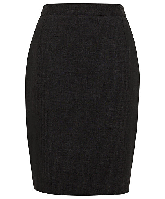 Van Husen Ladies Crush Resistant, Stain Resistant, High Twist Wool Suit Separate Skirt - Size 20-24
