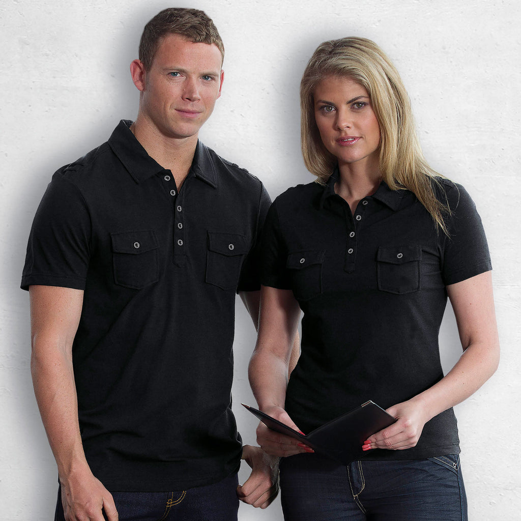 Gear For Life Mens Fusion Polo (FP)
