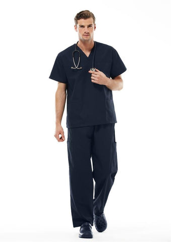 Biz Collection Unisex Classic Scrubs Cargo Pant (H10610)