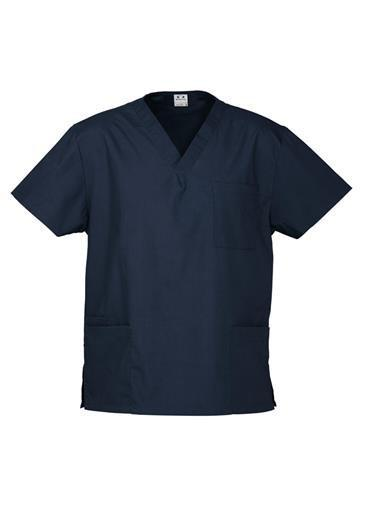 Biz Collection Unisex Classic Scrubs Top (H10612)
