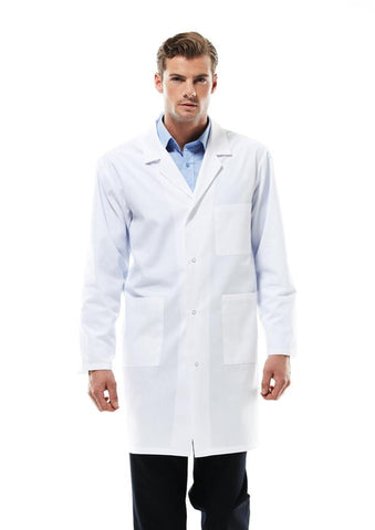 Biz Collection-Biz Collection Unisex Classic Lab Coat--Corporate Apparel Online - 3