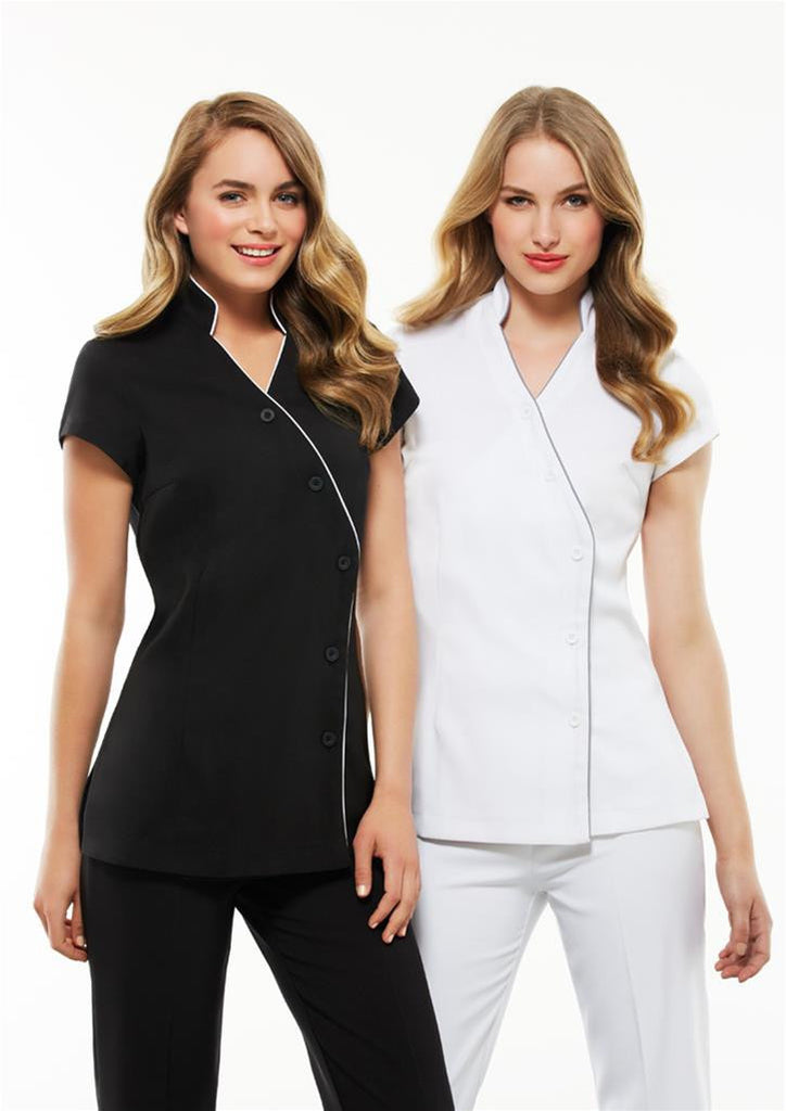 Biz Collection-Biz Collection Ladies Zen Crossover Tunic--Corporate Apparel Online - 5