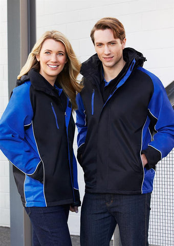 Biz Collection-Biz Collection Unisex Nitro Jacket--Corporate Apparel Online - 1