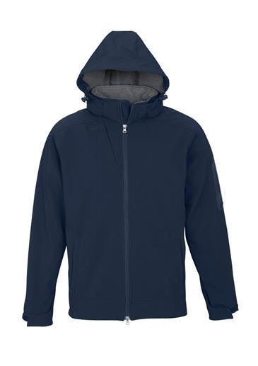 Biz Collection-Biz Collection Mens Summit Jacket-Navy / Graphite / S-Corporate Apparel Online - 3