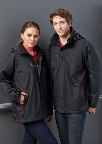 Biz Collection-Biz Collection Unisex Core Jacket--Corporate Apparel Online - 1