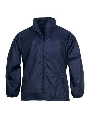 Biz Collection-Biz Collection Unisex Spinnaker Jacket-Navy / Navy / XS-Corporate Apparel Online - 1