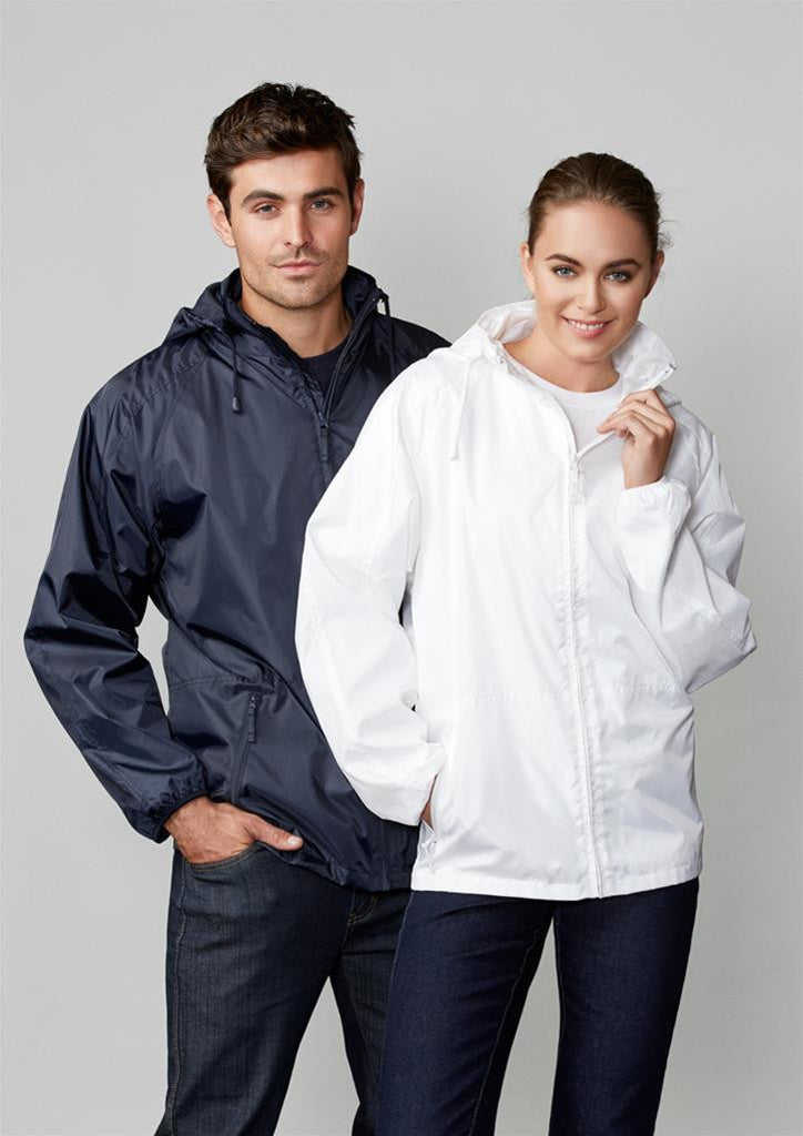 Biz Collection-Biz Collection Unisex Spinnaker Jacket--Corporate Apparel Online - 3