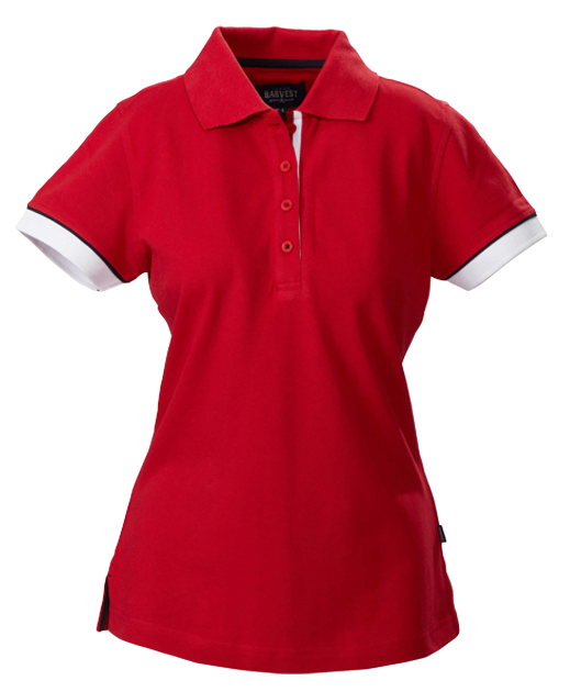 James Harvest-James Harvest Antreville Ladies Polos-6 / RED-Corporate Apparel Online - 2