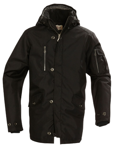 James Harvest-James Harvest Fencing Unisex Jackets-XS / BLACK-Corporate Apparel Online
