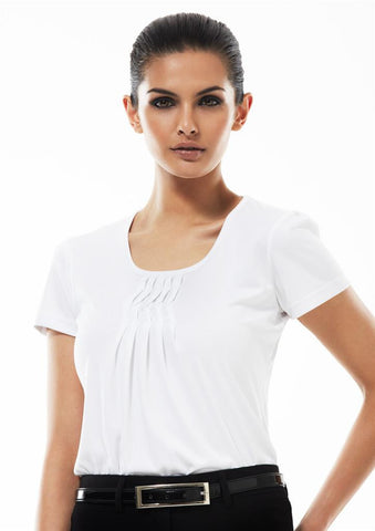 Biz Collection-Biz Collection Ladies Deco Top--Corporate Apparel Online - 3
