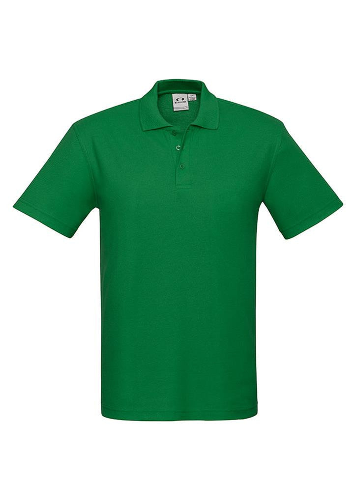 Biz Collection-Biz Collection  Kids Crew Polo(2nd 8 Colours)-Kelly Green / 4-Corporate Apparel Online - 9
